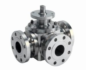 3way Penta Ball Valves
